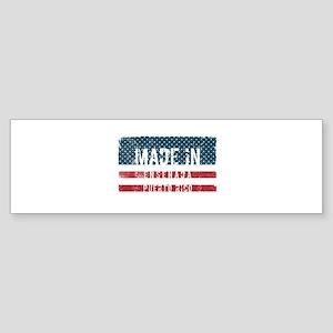 Made in Ensenada, Puerto Rico Bumper Sticker