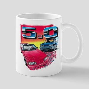 Mustang 5.0 Mug