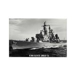 USS LUCE Rectangle Magnet (10 pack)