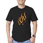 Apoy Men's Fitted T-Shirt (dark)