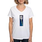 Kidlat Women's V-Neck T-Shirt