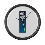 Kidlat Large Wall Clock