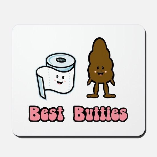 Best Butties Mousepad