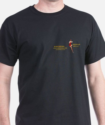 Memphis Belle T-Shirt (red - pocket)