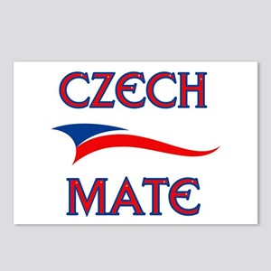 CZECH MATE Postcards (Package of 8)