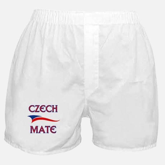 CZECH MATE Boxer Shorts