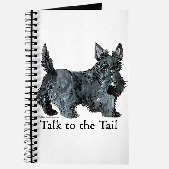 Scottish Terrier Attitude Journal