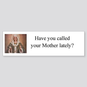 4-callmother Bumper Sticker