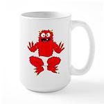 monster toddler Large Mug