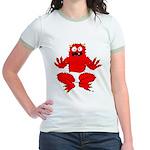 monster toddler Jr. Ringer T-Shirt