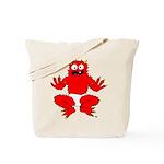 monster toddler Tote Bag