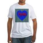 Psychic Fitted T-Shirt