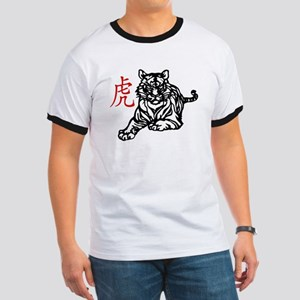 Chinese Tiger Ringer T