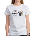 Yodel Till the Cows Come Women's T-Shirt