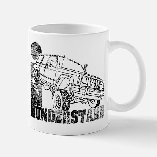 Jeep XJ Cherokee Mug