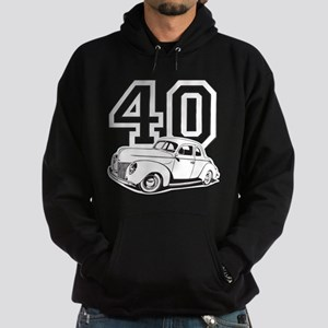 '40 Ford Hoodie (dark)