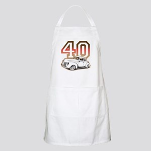 '40 Ford Red/Tan Apron