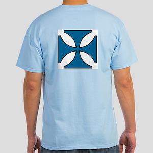 Maltese Cross Road Rogue Ash Grey T-Shirt