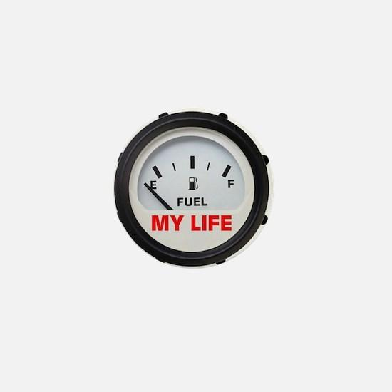 BETTER DAYS AHEAD ! - Mini Button