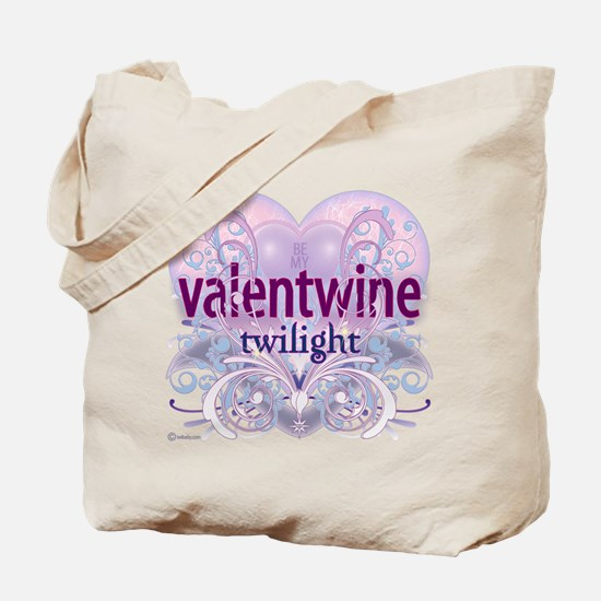 Be My Valentwine Tote Bag