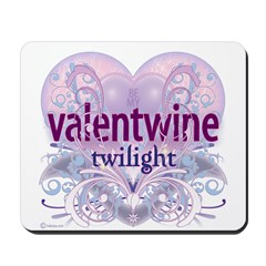 Be My Valentwine Mousepad