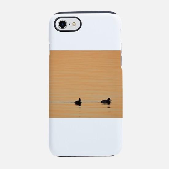Sunrise Ducks iPhone 7 Tough Case