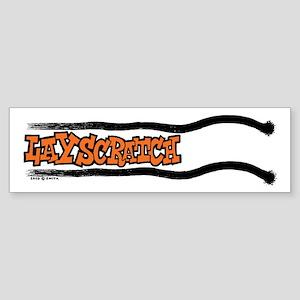 Lay Scratch Bumper Sticker
