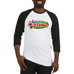Zucchini Logo Baseball Jersey