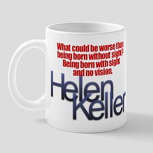 Helen Keller Mug