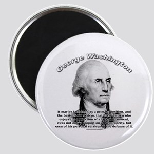 George Washington 05 Magnet