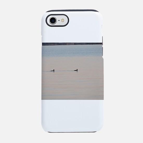 Sunrise Ducks 2 iPhone 7 Tough Case