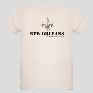 Saints New Orleans Organic Kids T-Shirts - CafePress 35b5911b1
