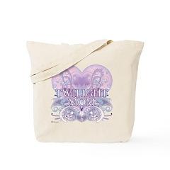 Twilight Mom Fancy Heart Tote Bag