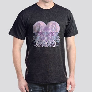 Twilight Mom Fancy Heart Dark T-Shirt