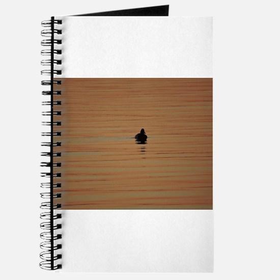 Sunrise Duck - Alone Journal