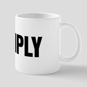 COMPLY Mug