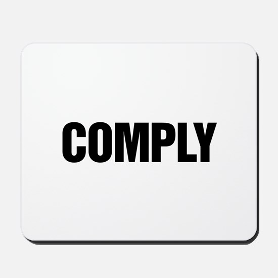 COMPLY Mousepad