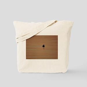Sunrise Duck - Alone Tote Bag