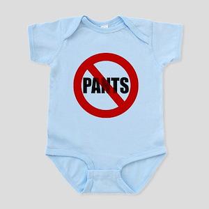 No Pants Day Infant Bodysuit
