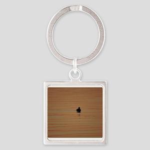 Sunrise Duck - Alone Keychains