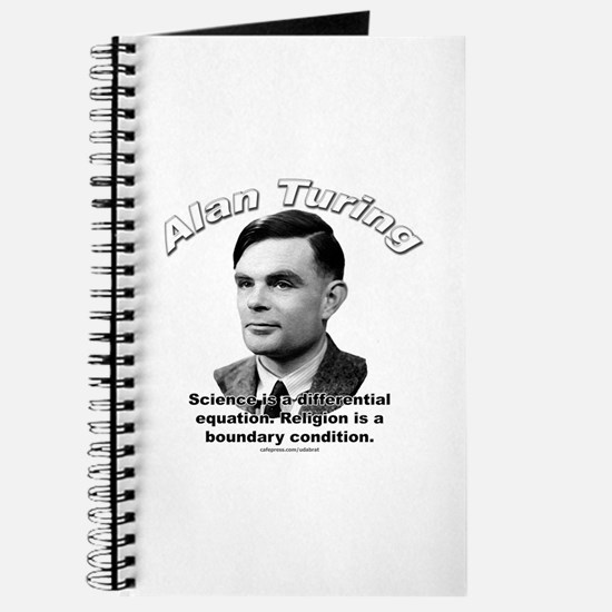 Alan Turing 01 Journal