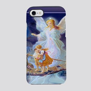 Guardian Angel and Children Cr iPhone 7 Tough Case