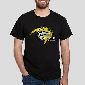 Gracie Jiu-Jitsu 5 BLK Dark T-Shirt