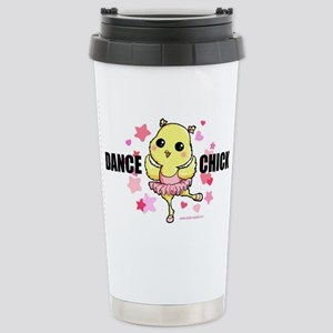 DANCE CHICK Stainless Steel Travel Mug