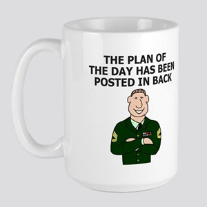 172nd Stryker Brigade <BR>Plan Of The Day