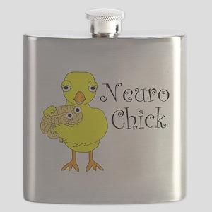 Neuro Chick Flask