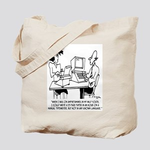 Drug Cartoon 3459 Tote Bag