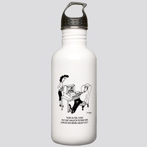 Flying Cartoon 3367 Stainless Water Bottle 1.0L