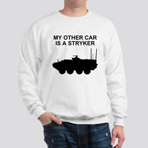 172nd Stryker Bde<BR>My Other Car Is A Stryker