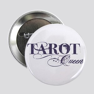 "Tarot Queen 2.25"" Button"